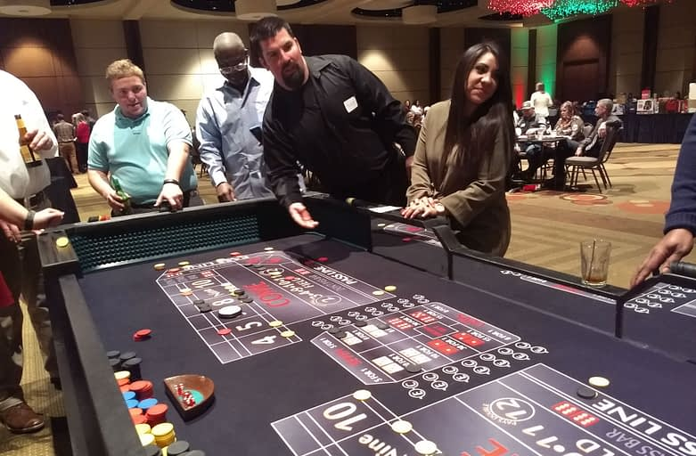 Craps for your Casino Party!