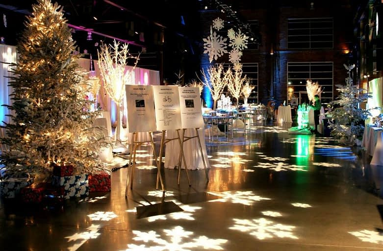 Corporate Holiday Parties or Holiday Gala events