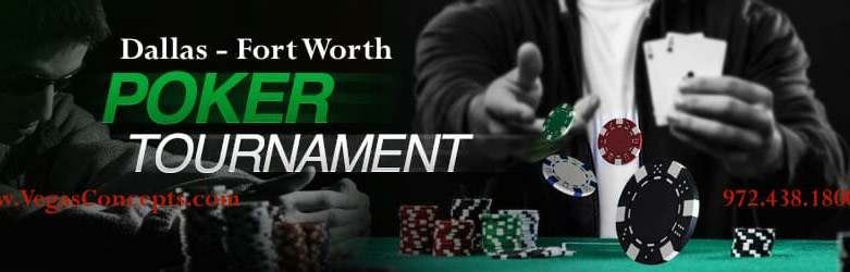 Texas Hold'em Charity Fundraiser Events
